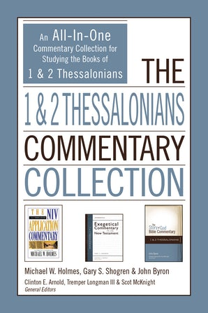 The 1 and 2 Thessalonians Commentary Collection book image
