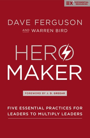Hero Maker book image