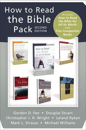 How to Read the Bible Pack, Second Edition book image