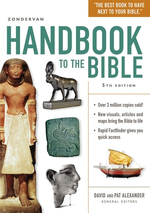 Zondervan Handbook to the Bible book image