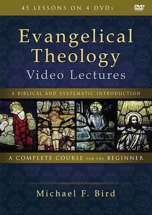 Evangelical Theology Video Lectures book image