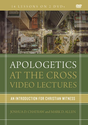 Apologetics at the Cross Video Lectures book image