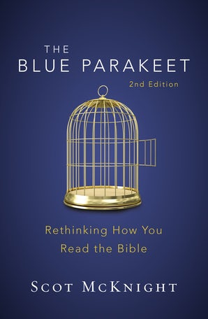 The Blue Parakeet, 2nd Edition book image