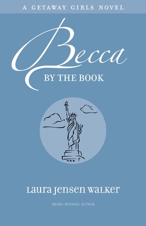 Becca by the Book eBook  by Laura Jensen Walker