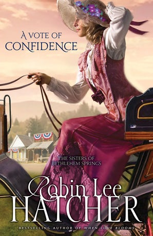 Vote of Confidence eBook  by Robin Lee Hatcher