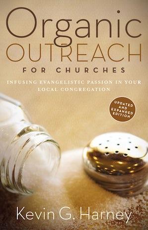 Organic Outreach for Churches book image