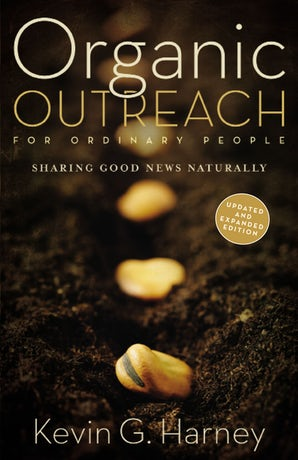 Organic Outreach for Ordinary People book image