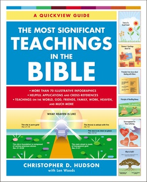 The Most Significant Teachings in the Bible book image