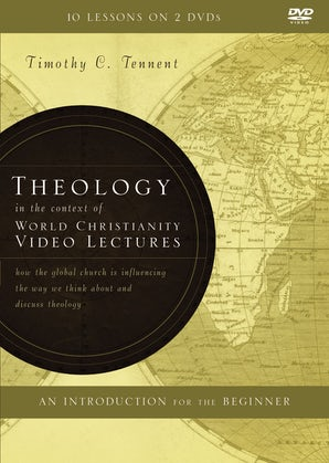 Theology in the Context of World Christianity Video Lectures book image