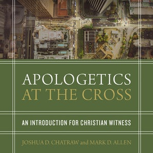 Apologetics at the Cross book image