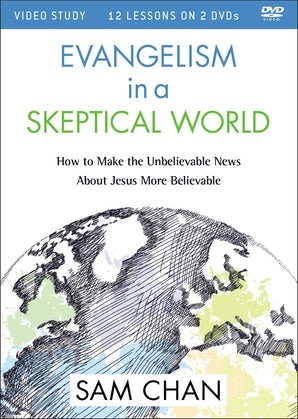 Evangelism in a Skeptical World Video Study book image