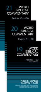 Psalms (3-Volume Set---19, 20, and 21)
