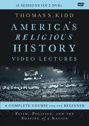 America's Religious History Video Lectures book image