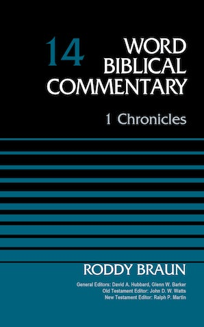 1 Chronicles, Volume 14 book image