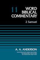 2 Samuel, Volume 11