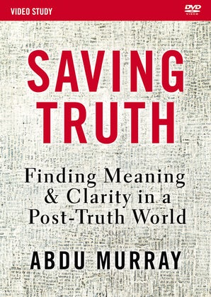 Saving Truth Video Study book image