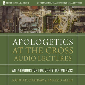 Apologetics at the Cross: Audio Lectures book image