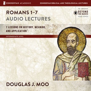 Romans 1-7: Audio Lectures book image
