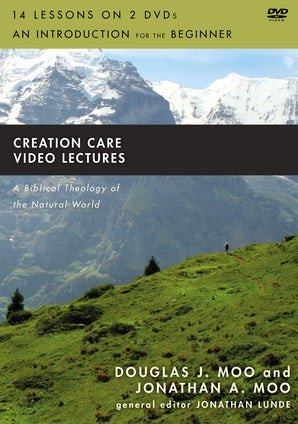 Creation Care Video Lectures book image