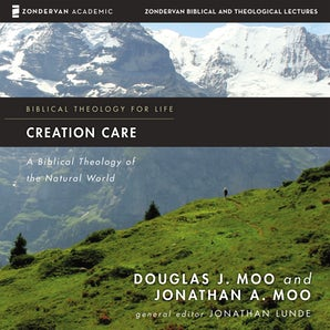 Creation Care: Audio Lectures book image