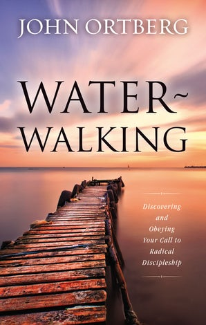 Water-Walking book image