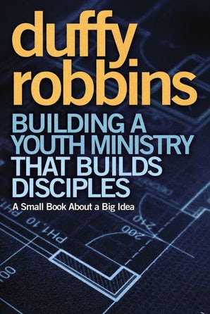 Building a Youth Ministry that Builds Disciples book image