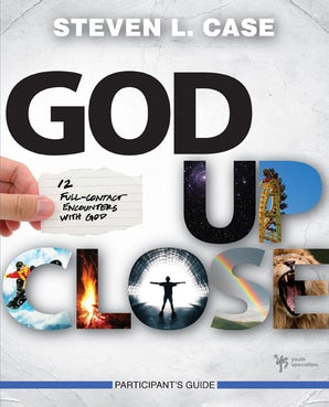 God Up Close Participant's Guide book image