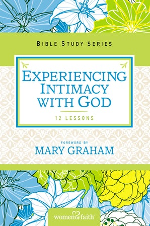 Experiencing Intimacy with God book image