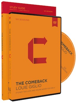 The Comeback Study Guide with DVD