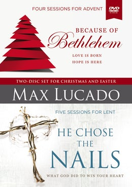 Because of Bethlehem/He Chose the Nails Video Study