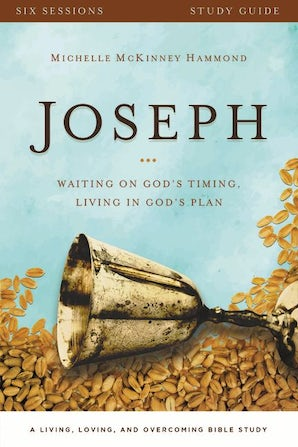 Joseph Study Guide with DVD book image