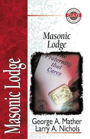 Masonic Lodge book image