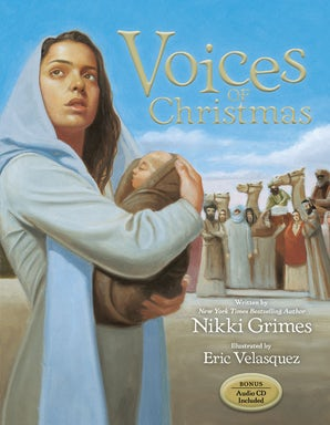 Voices of Christmas book image