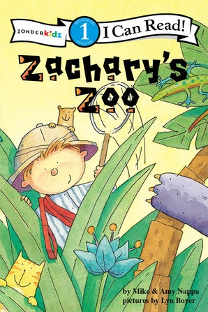 Zachary's Zoo book image