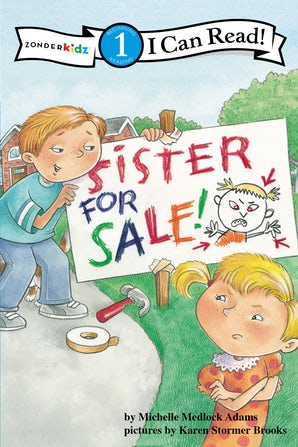 Sister for Sale book image