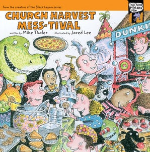 Church Harvest Mess-tival book image