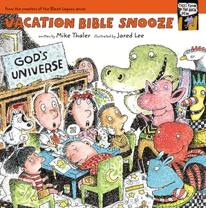 Vacation Bible Snooze book image