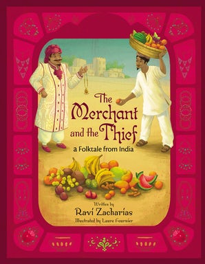 The Merchant and the Thief book image