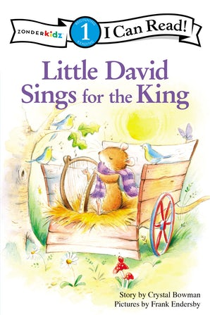 Little David Sings for the King book image