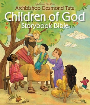 Children of God Storybook Bible book image