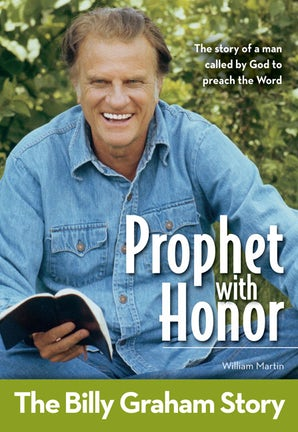 Prophet With Honor, Kids Edition: The Billy Graham Story book image
