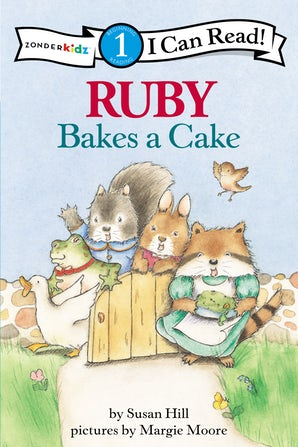 Ruby Bakes a Cake book image
