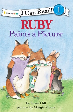 Ruby Paints a Picture book image