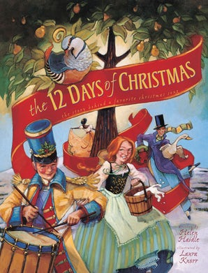 The 12 Days of Christmas book image