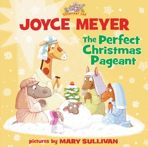 The Perfect Christmas Pageant book image