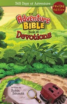 Adventure Bible Book of Devotions, NIV