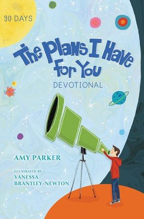 The Plans I Have For You Devotional book image