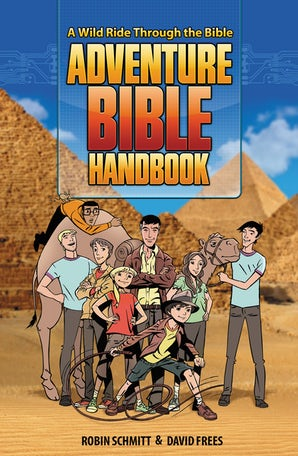 Adventure Bible Handbook book image