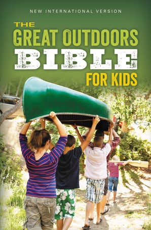 NIV, The Great Outdoors Bible for Kids, eBook book image