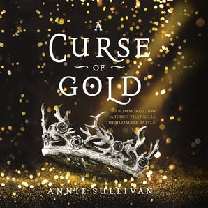 A Curse of Gold book image